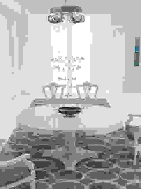 Столовая Rimini Столовая комната в классическом стиле от Neopolis Casa Классический