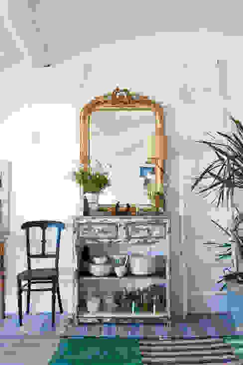 Projekty,  Salon zaprojektowane przez Casa Josephine