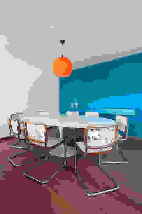 Comedores de estilo moderno de Suite Arquitetos Moderno