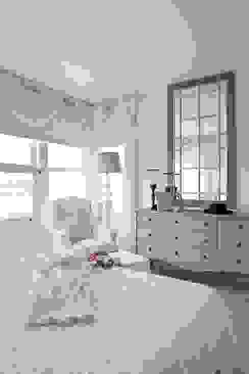 Çeşme Port Alaçatı Modern Yatak Odası EKE Mimarlık Modern