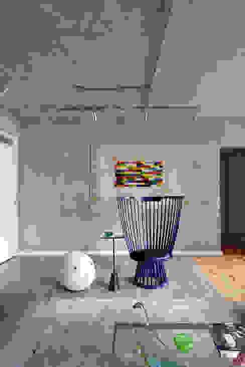 PROJETO PEIXOTO GOMIDE Suite Arquitetos Salas de estar modernas