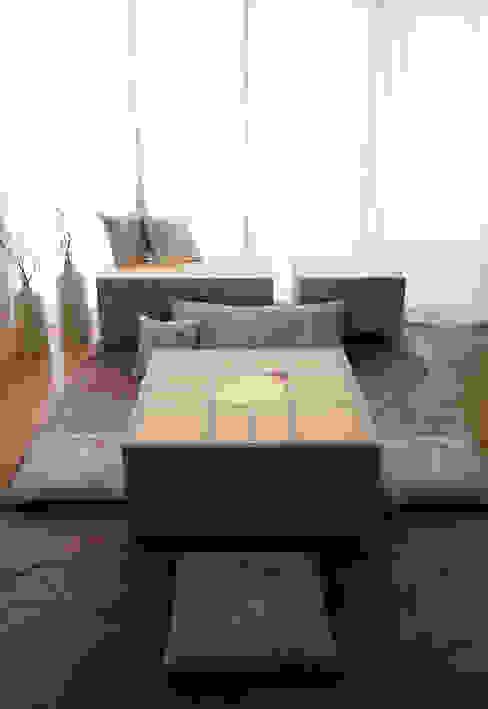 문자도 테이블 조명 & 홈텍스타일: VIMSTORY의 현대 ,모던