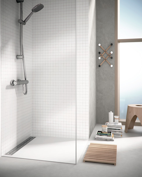 Bathroom by JIMTEN, Modern