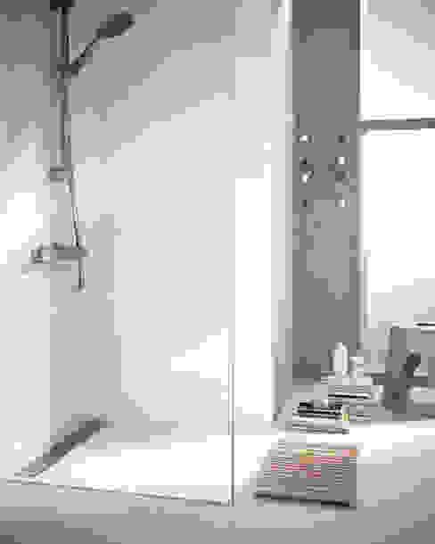 Ванные комнаты в . Автор – JIMTEN, Модерн