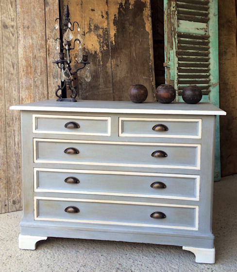 rustic  by Louisa Grace Interiors, Rustic