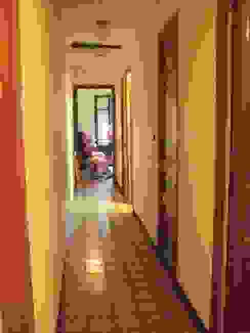 ESTADO INICIAL LLOBET interiors Salones de estilo moderno