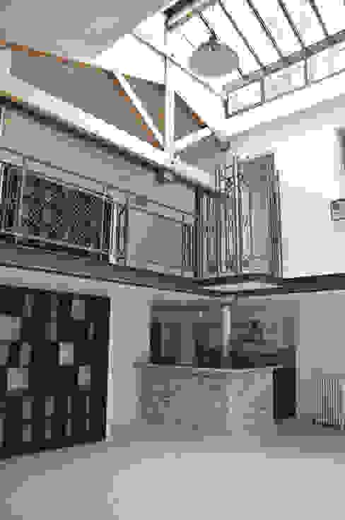 loft rue Servan Paris 11eme Salon industriel par jean-pierre gaignard Industriel