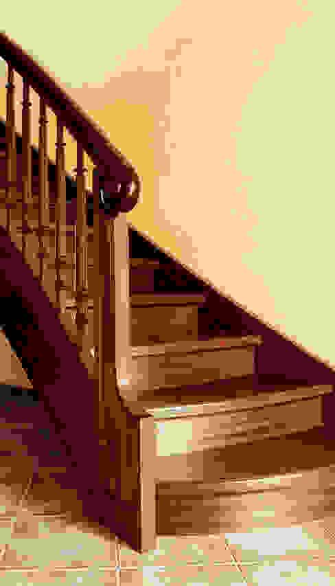 Barandillas y elementos de protecci n para escaleras - Proteccion para escaleras ...