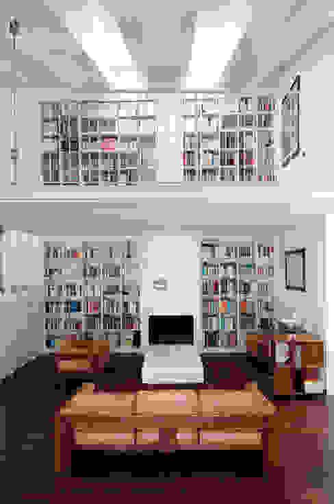 Salon minimaliste par PAOLO FRELLO & PARTNERS Minimaliste