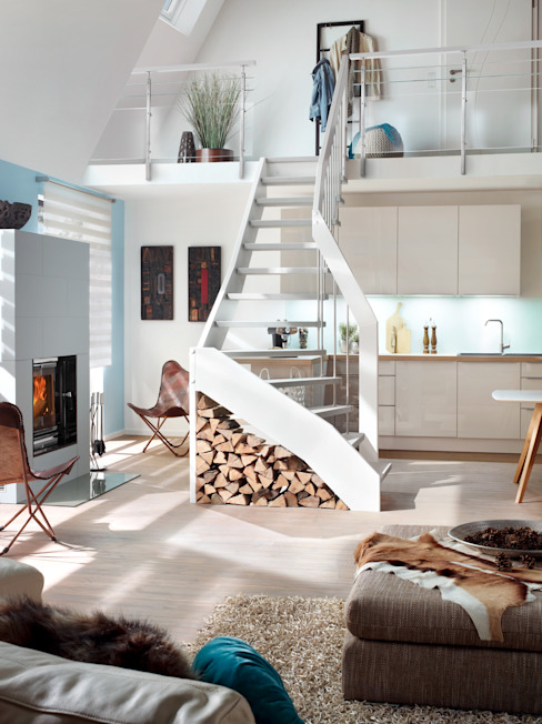 eclectic  by Besser Treppen GmbH, Eclectic