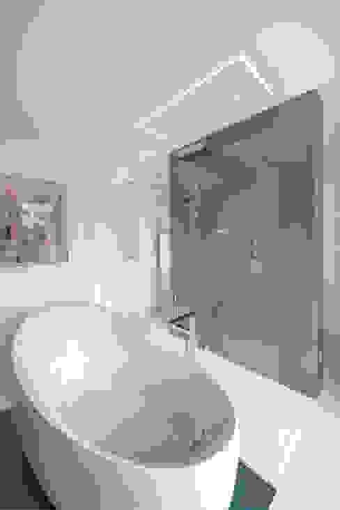 Innenarchitektin Katrin Reinhold Casas de banho modernas