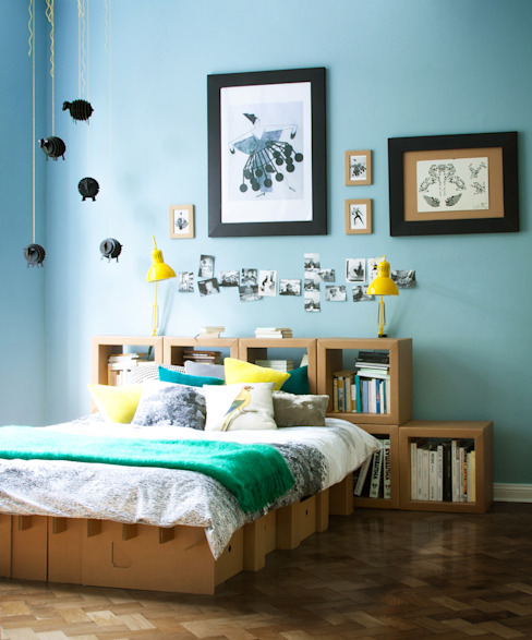 Boys Bedroom by Stange Design,