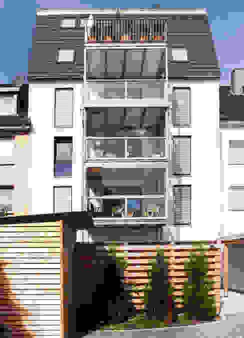Mehrparteienhaus Scheumar Baumanufaktur Moderne Häuser
