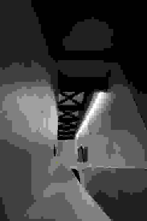 tre+tre cased'amare di Walter Emanuele Angelico, architetto Minimalista