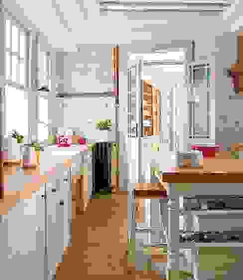 Simetrika Rehabilitación Integral Ausgefallene Küchen