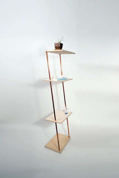 Nothing Shelf di Richard Clarkson Studio Minimalista
