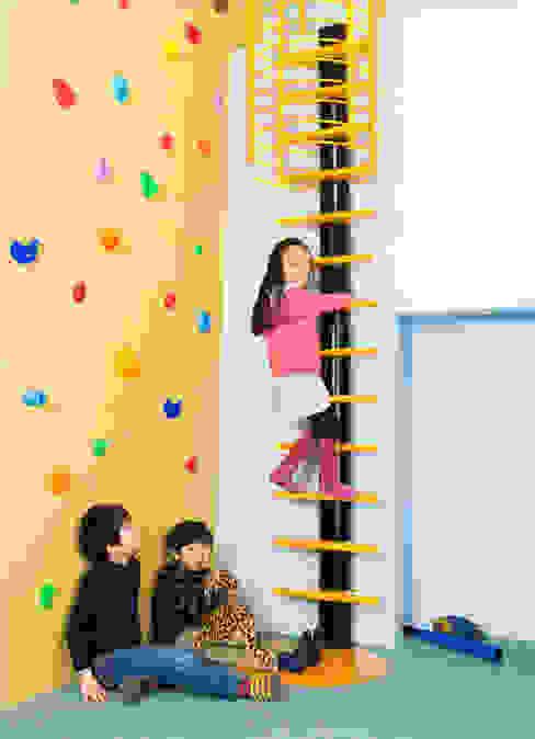 KidsLofty, las nuevas escaleras infantiles para los hogares japoneses de Alegre Design Mediterráneo