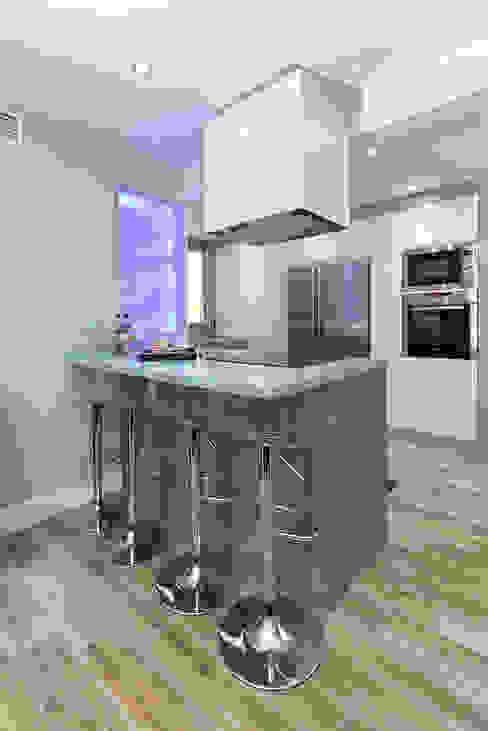 ห้องครัว โดย Espacios y Luz Fotografía,