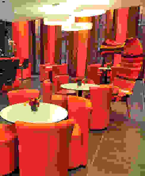 Restaurant Côté Berthelot par Agence Philippe BATIFOULIER Design Éclectique