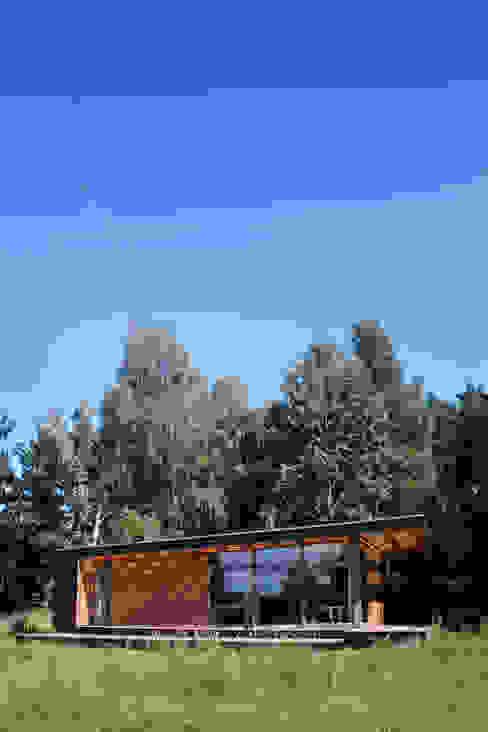 Sommerhaus PIU 65 von SOMMERHAUS PIU Skandinavisch Holz Holznachbildung