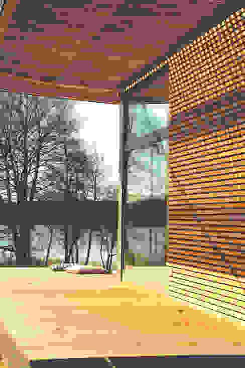 Terrace by SOMMERHAUS PIU, Scandinavian