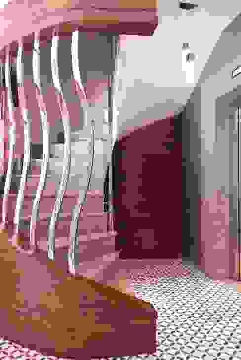 stairway Rustik Evler AreDEKO & AreSETS Rustik