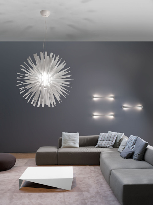homify Living roomLighting