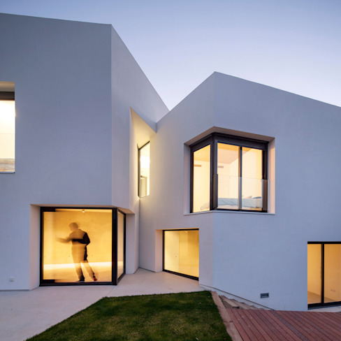 Houses by MIRAG Arquitectura i Gestió,