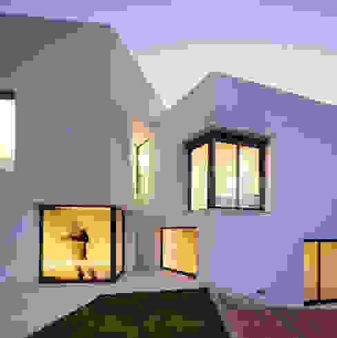 House in Llavaneres Mediterranean style houses by MIRAG Arquitectura i Gestió Mediterranean