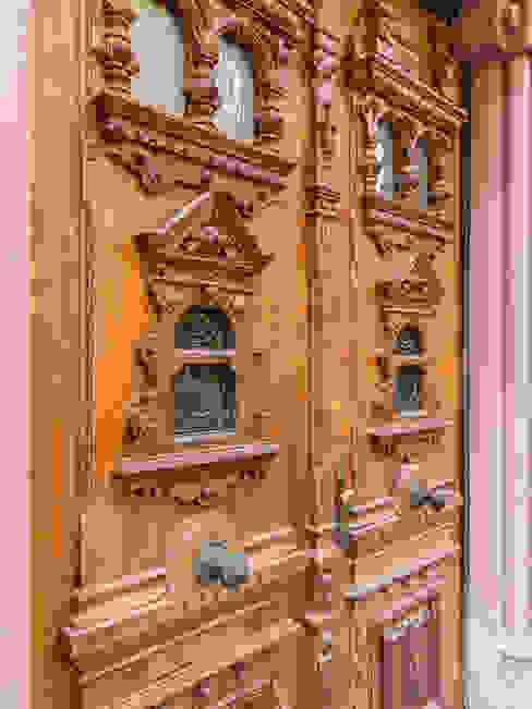 Das Eingengsportal von Wohnwert Innenarchitektur Klassisch