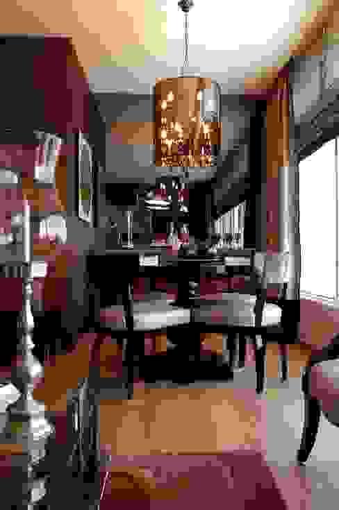 ASTORIA Eclectic style bedroom by Esra Kazmirci Mimarlik Eclectic