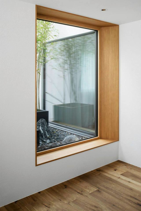 Modern Windows and Doors by Marty Häuser AG Modern
