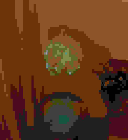 Ghegheios felt lamp 2014 di Judith Byberg