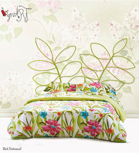 Muebles de forja virginiART DormitoriosCamas y cabeceros