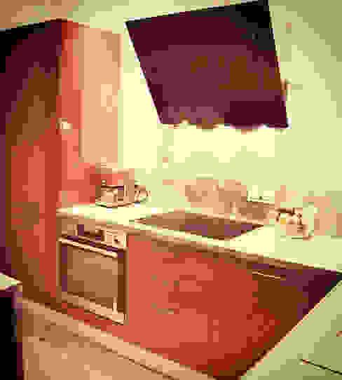 Modern kitchen by Gaspar. Architecture et Design Modern