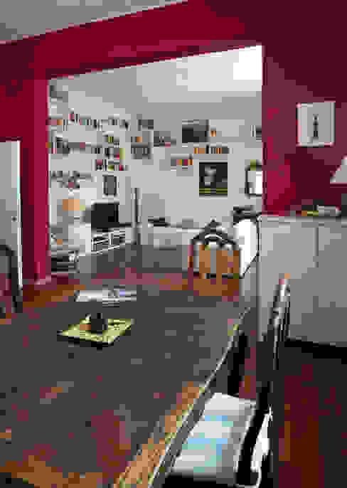 Living room BRENSO Architecture & Design غرفة المعيشة