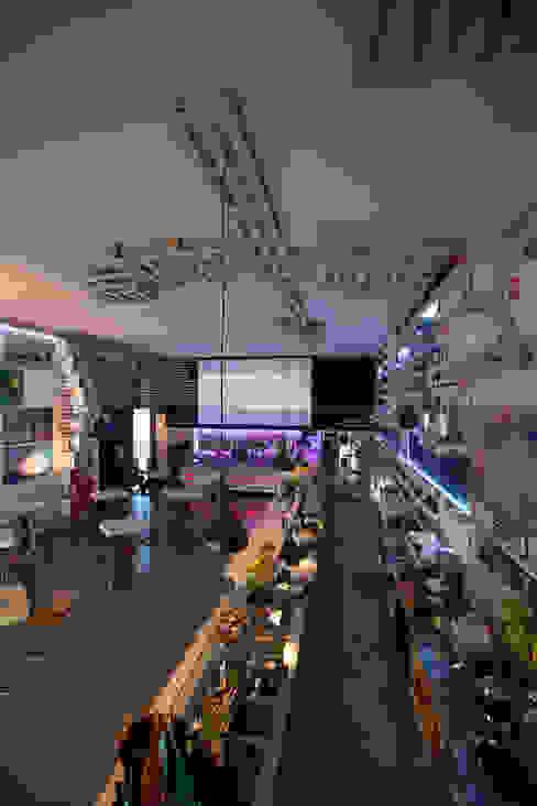 Ambiente principale Gastronomia in stile eclettico di BRENSO Architecture & Design Eclettico