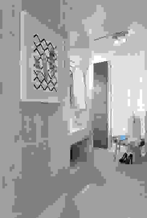 BE - Loft Casas de banho ecléticas por Ana Rita Soares- Design de Interiores Eclético