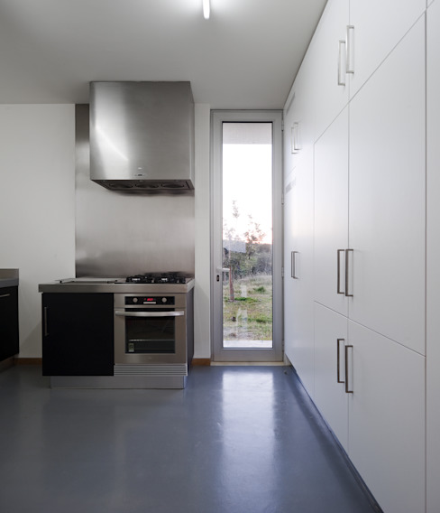 Moradia Unifamiliar Alentejo Casas minimalistas por QUADRANTE Arquitectura Minimalista