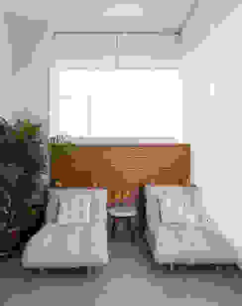 Varanda Gourmet Varandas, alpendres e terraços modernos por Decorare Studio de Arquitetura Moderno