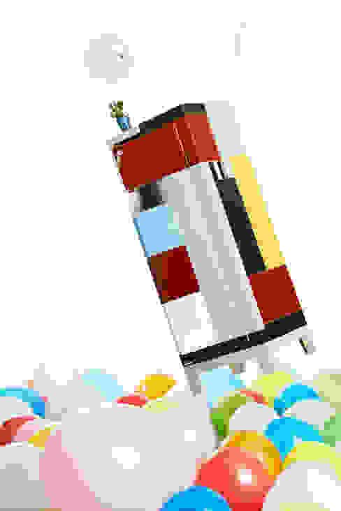 MC-Box: modern  von Plattenladen Bernd Lützelberger,Modern