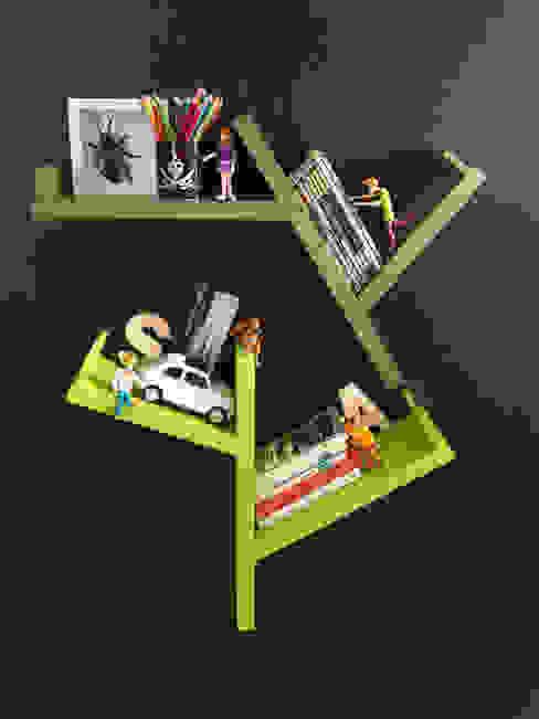 Projekty,   zaprojektowane przez MOBIMIO - Räume für Kinder , Eklektyczny