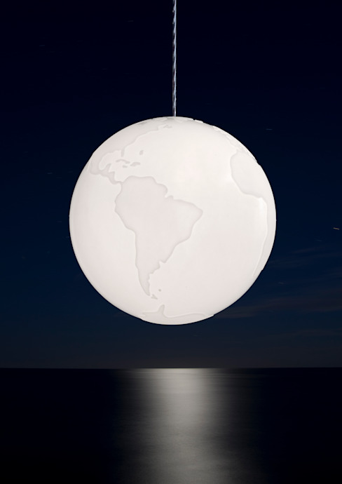 PLANET EARTH Suspension lamp von Formagenda GmbH