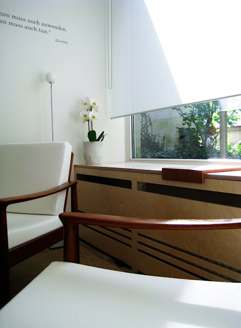 MEA Studio - Architektur I Innenarchitektur I Retail Design Ginásios industriais