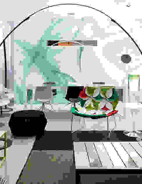 Showroom QuartoSala - Home Culture Espaços comerciais modernos