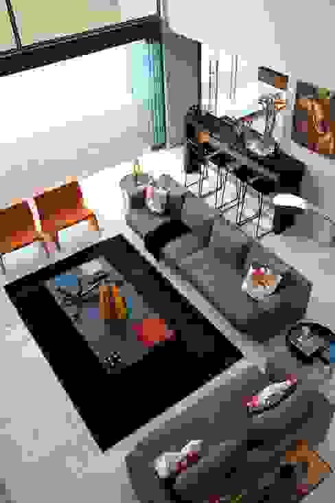 House Eccleston Modern Evler Nico Van Der Meulen Architects Modern