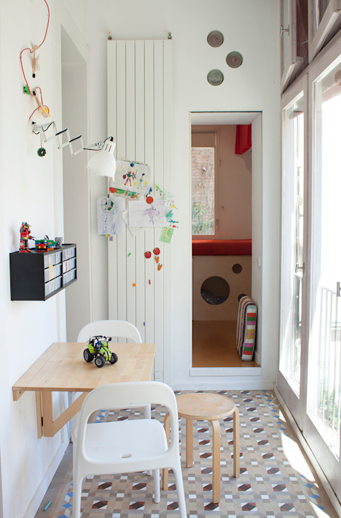 Study/office by PARRAMON + TAHULL arquitectes,