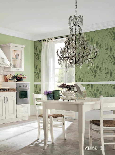 Kitchen by ROMANO MOBILI dal 1960, Rustic