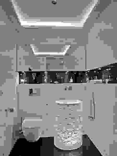 Baños modernos de UTH living stone GmbH Moderno