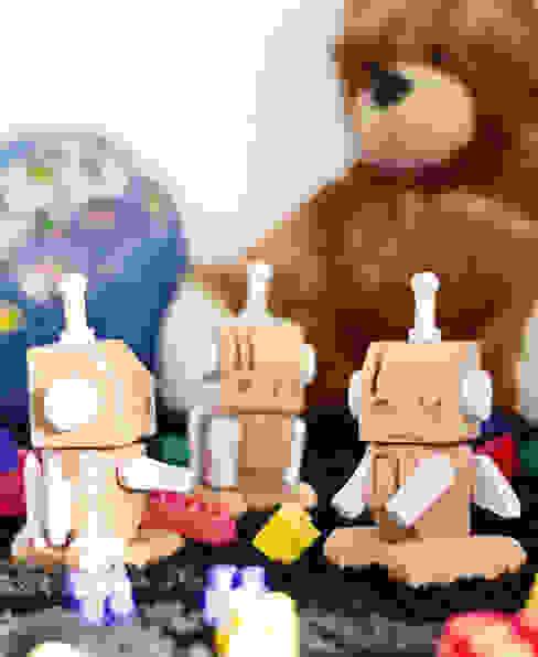 W-Robots di Luca Binaglia Design